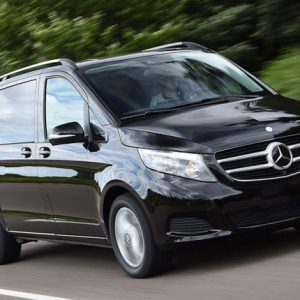 Mercedes Viano Transfer Mini Van